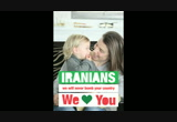 Still frame from: Israel and Iran: A love story?