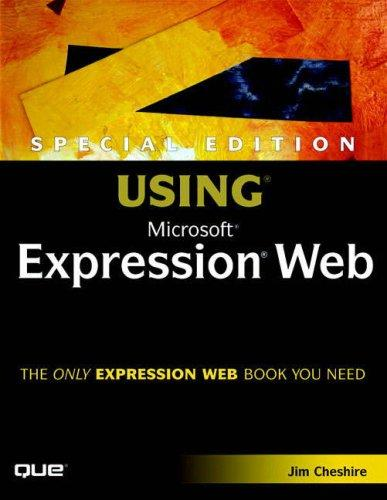Download Special Edition Using Microsoft Expression Web