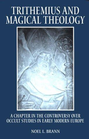 Download Trithemius and magical theology