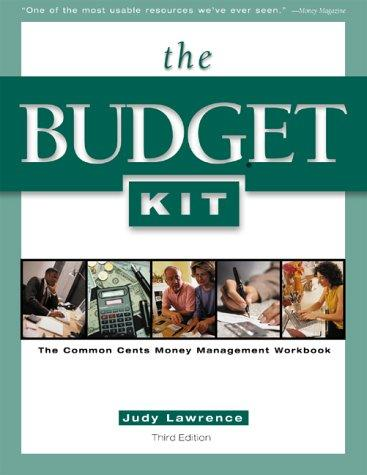 Download The budget kit