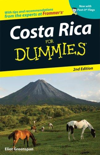 Download Costa Rica For Dummies (Dummies Travel)