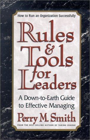 Download Rules and Tools for Leaders