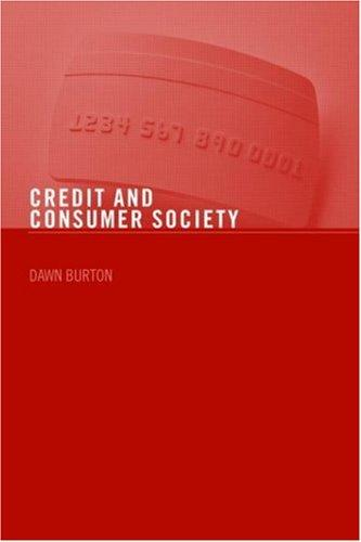 Download Credit and Consumer Society