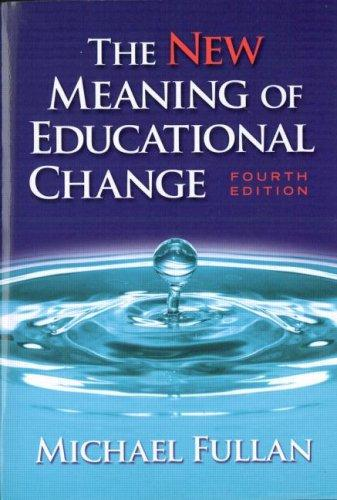 Download The New Meaning of Educational Change