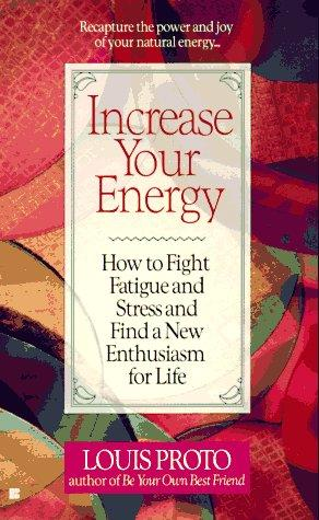 Increase Your Energy
