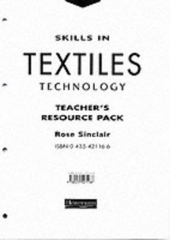 Download Skills in Textiles Technology