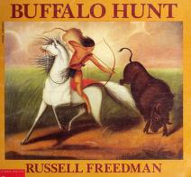 Cover of: Buffalo Hunt   Russell Freedman