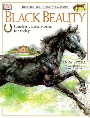 Black Beauty by Anna Sewell, name missing