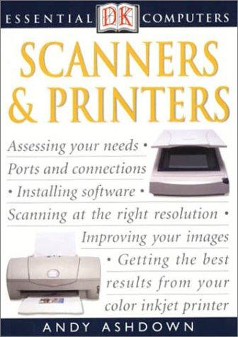 Scanners & printers by Andy Ashdown