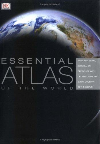 Essential Atlas of The World by DK Publishing