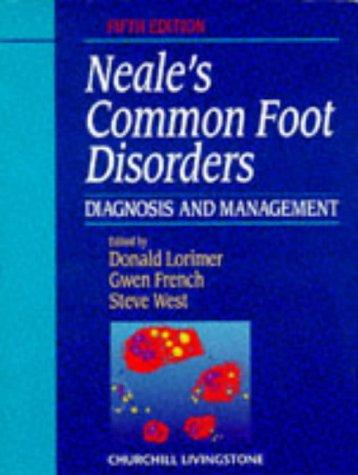 Neal's common foot disorders by Donald L. Lorimer