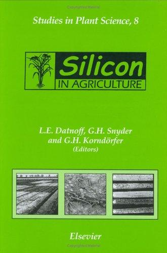 Silicon in agriculture by