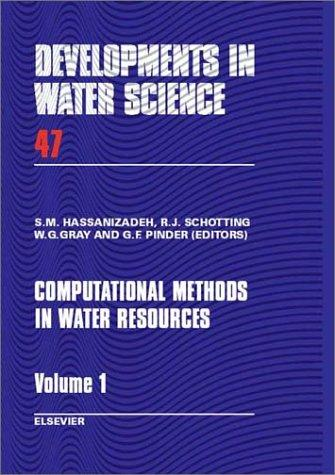 Computational methods in water resources by