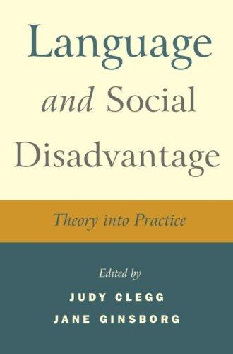 Language and social advantage by