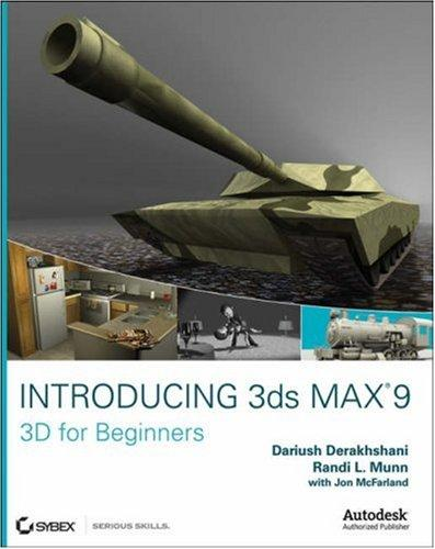 Introducing 3ds Max 9 by Jon McFarland