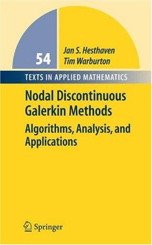 Nodal discontinuous Galerkin methods by