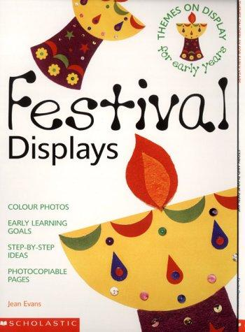 Festival Displays (Themes on Display) by Jean Evans